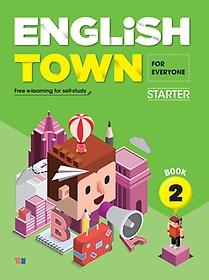 English Town Starter, Book 2
