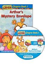 Arthur Chapter Book 1. Arthur��s Mystery Envelope (Paperback+CD)