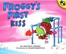 Froggy's First Kiss (Paperback/ Reprint Edition)