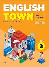 English Town Starter, Book 3