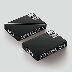 엑소(EXO) 6집 - OBSESSION [EXO Ver. or X-EXO Ver. 2종 중 1종 랜덤출고]
