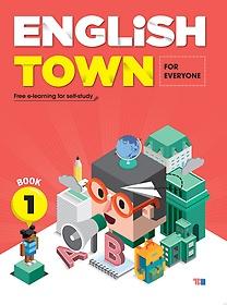 English Town Book 1