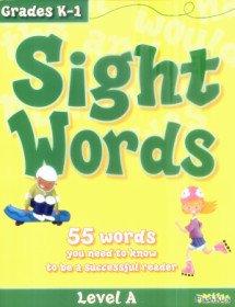 "<font title=""Sight Words Workbook Level A : Grade K-1 (Paperback)"">Sight Words Workbook Level A : Grade K-1...</font>"