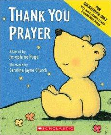 Thank You Prayer (Hardcover)