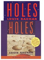 Holes (Paperback + CD)
