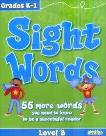"<font title=""Sight Words Workbook Level B : Grade K-1 (Paperback)"">Sight Words Workbook Level B : Grade K-1...</font>"