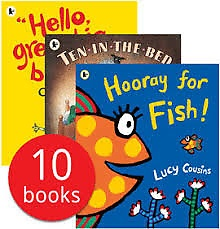 SHOUT OUT LOUD COLLECTION 10 BOOKS