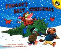 Froggy's Best Christmas (Paperback/ Reprint Edition)