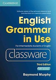"<font title=""English Grammar in Use Classware (Hardcover)"">English Grammar in Use Classware (Hardco...</font>"