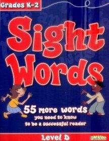 "<font title=""Sight Words Workbook Level D : Grade K-2 (Paperback)"">Sight Words Workbook Level D : Grade K-2...</font>"