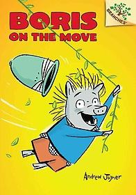 Boris on the Move (Library Binding)