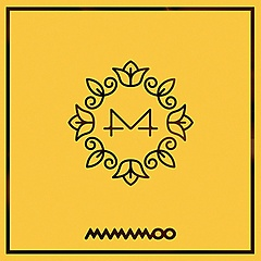 마마무(Mamamoo) - Yellow Flower [6th Mini Album]