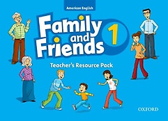 """<font title=""""American Family and Friends 1 : Teacher"""