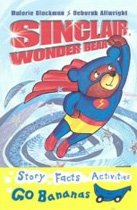Sinclair the Wonder Bear (Blue Bananas) (Paperback)