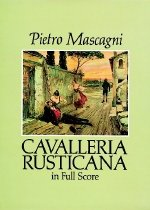 """<font title=""""Cavalleria Rusticana in Full Score (Paperback) """">Cavalleria Rusticana in Full Score (Pape...</font>"""