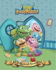 "<font title=""Disney Junior Henry Hugglemonster: Magical Story (Hardcover)"">Disney Junior Henry Hugglemonster: Magic...</font>"