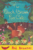 The Quick Brown Fox Cub (Red Bananas) (Paperback)