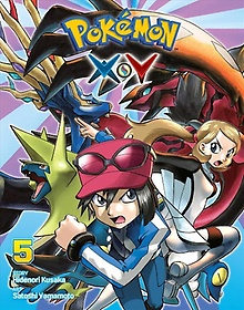 Pokemon X-Y 5 (Paperback)