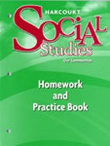 Social Studies Grade 3 - Our Communities Work Book 2007 (Hardcover)