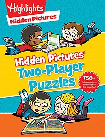 """<font title=""""Highlights Tm Hidden Pictures Two Player Puzzles (Paperback)"""">Highlights Tm Hidden Pictures Two Player...</font>"""