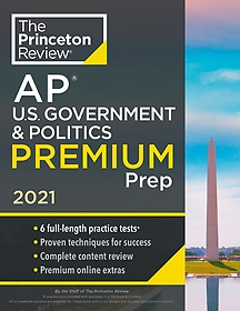 "<font title=""Princeton Review AP U.S. Government and Politics Premium Prep, 2021 (Paperback)"">Princeton Review AP U.S. Government and ...</font>"