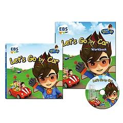 """<font title=""""EBS 번개맨의 영어나라 CD 세트 - Let"""