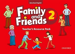 """<font title=""""American Family and Friends 2 : Teacher"""