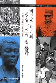 박정희 체제의 성립과 전개 및 몰락