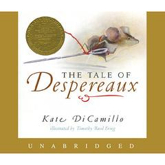 """<font title=""""The Tale Of Despereaux (Audio CD:3/ Unabridged Edition)"""">The Tale Of Despereaux (Audio CD:3/ Unab...</font>"""