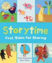 "<font title=""Storytime First Tales for Sharing (Paperback+CD)"">Storytime First Tales for Sharing (Paper...</font>"