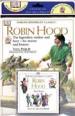 """<font title=""""DK Read & Listen : Robin Hood (Paperback+CD)"""">DK Read & Listen : Robin Hood (Paperback...</font>"""