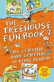 The Treehouse Fun Book 2 (Paperback)