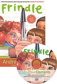 Frindle (Paperback+MP3 CD)