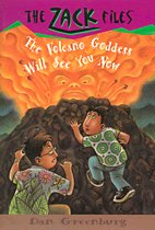 The Volcano Goddess Will See You Now - Zack Files 9 (Paperback)