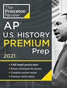 "<font title=""Princeton Review AP U.S. History Premium Prep, 2021  (Paperback)"">Princeton Review AP U.S. History Premium...</font>"