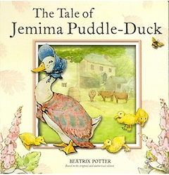 """<font title=""""The Tale of Jemima Puddle-Duck (Board Book)"""">The Tale of Jemima Puddle-Duck (Board Bo...</font>"""