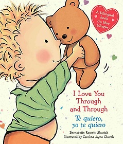 "<font title=""I Love You Through and Through / Te quiero, yo te quiero (Hardcover) - Spanish Edition"">I Love You Through and Through / Te quie...</font>"