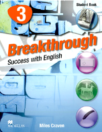 "<font title=""New Breakthrough 3 : Student Book (Paperback+ CD)"">New Breakthrough 3 : Student Book (Paper...</font>"