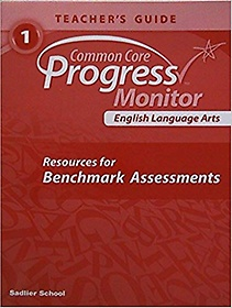 "<font title=""Common Core Progress Monitor Assessments Grade 1 : Teacher"
