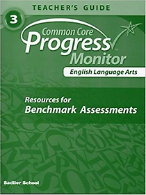 "<font title=""Common Core Progress Monitor Assessments Grade 3 : Teacher"