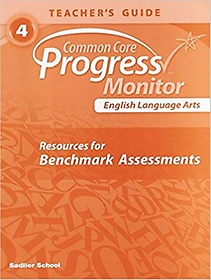 "<font title=""Common Core Progress Monitor Assessments Grade 4 : Teacher"