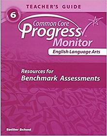 "<font title=""Common Core Progress Monitor Assessments Grade 6: Teacher"