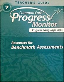 "<font title=""Common Core Progress Monitor Assessments Grade 7: Teacher"
