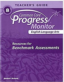 "<font title=""Common Core Progress Monitor Assessments Grade 8 : Teacher"