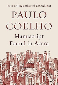 "<font title=""Manuscript Found in Accra (Mass Market Paperback/ Export Ed.)"">Manuscript Found in Accra (Mass Market P...</font>"