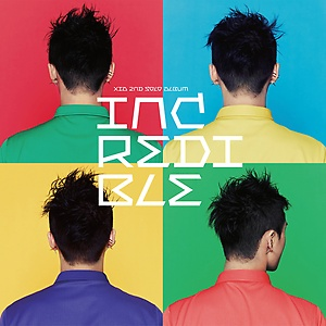 준수(XIA) 2집 - Incredible