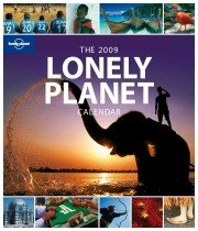 """<font title=""""The Lonely Planet Calendar (Wall  / 2009) """">The Lonely Planet Calendar (Wall  / 2009...</font>"""