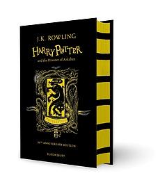"<font title=""Harry Potter and the Prisoner of Azkaban Hufflepuff Ed. (Hardcover)"">Harry Potter and the Prisoner of Azkaban...</font>"