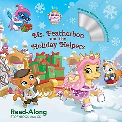 """<font title=""""Ms. Featherbon and the Holiday Helpers (Paperback + CD)"""">Ms. Featherbon and the Holiday Helpers (...</font>"""