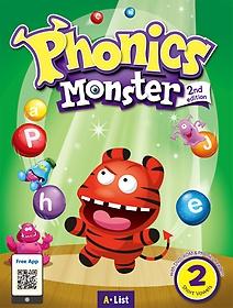 """<font title=""""Phonics Monster 2 : Teacher"""